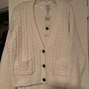 john + jenn sweater cardigan